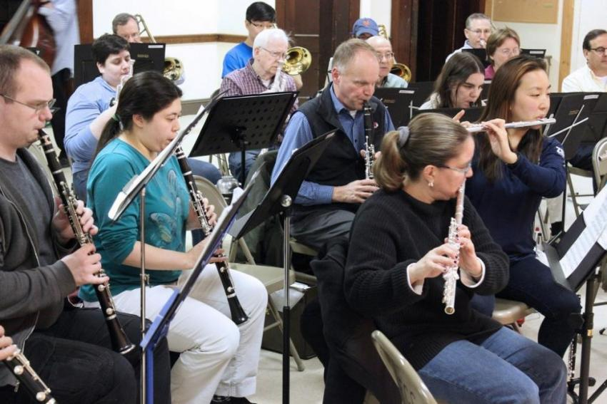 About Reading Community Concert Band