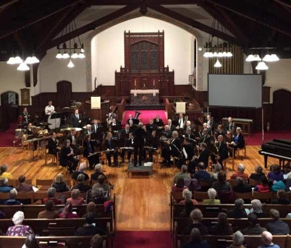 Reading Community Concert Band Concert Schedule